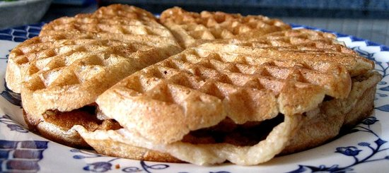 GFCF Waffles