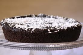 black bean cake 3