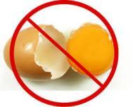 Чем заменить яйца в рецептах БГБК выпечки?