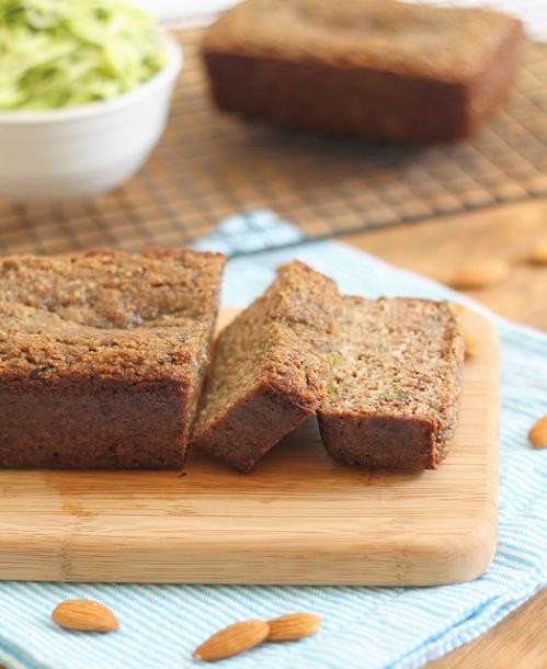 Десертный хлеб с цуккини