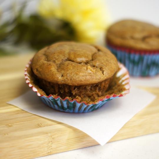 Подборка рецептов кексы-маффины БГБК