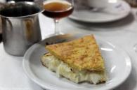 Два рецепта итальянской лепешки из нутовой муки