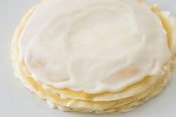 """В слоёном блинчатом пироге """"как Наполеон"""""""
