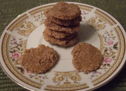 Крекеры из амаранта