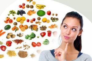 Ротационная диета при пищевых аллергиях. Примерное меню.