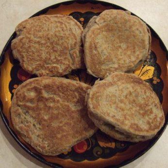 corn fluffy pancakes no eggs6