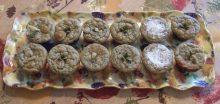 Готовые мини-кексы