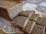 Хлеб гречишный цельнозерновой из квашеного теста
