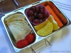 tortilla lunch