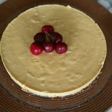 vegan mango cheesecake.1n